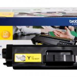 Brother TN-900Y Toner Cartridge Yellow