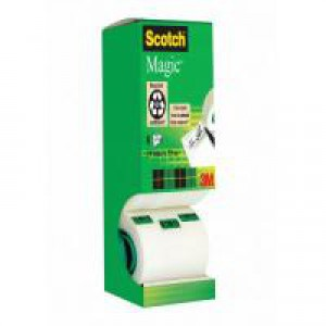Scotch Magic Tape Value Pack 8 8-1933R8