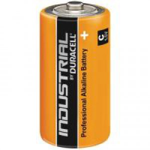 Duracell Industrial C Alkaline Batteries 81451925