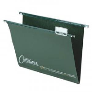 Crystalfile FC Green Ex Suspsn File Pk25