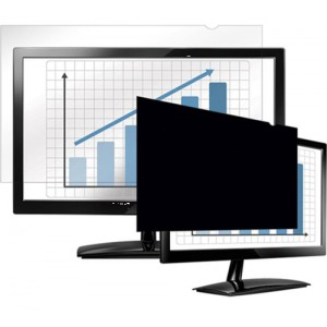 Fellowes 22in Widescreen Notebook/LCD Privacy Filter