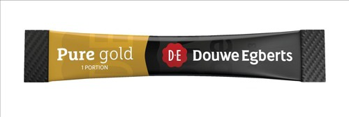 Douwe Egberts Coffee Pure Gold Stick Sachets