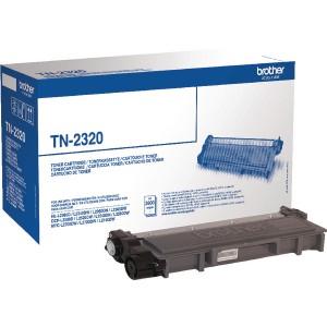 Brother TN-2320 High Yield Laser Toner Cartridge Black