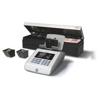 Safescan Removable Coin Cups for the SD-4617S Flip Top Cash Drawer