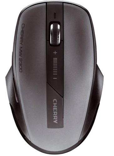 Cherry MW 2300 Five-Button Wireless Mouse Black