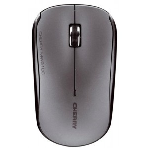 Cherry MW 2100 Three-Button Wireless Mouse Black