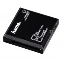 Image for Hama SD & Micro SD All in 1 Card Reader