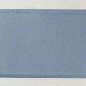 Guildhall Open Top Wallet Blue OTW-BLUZ