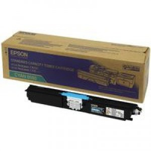Epson AcuLaser C1600/CX16 Cyan Toner