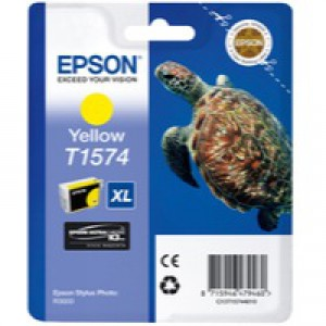 Epson Yellow Ink Cart XL C13T15744010