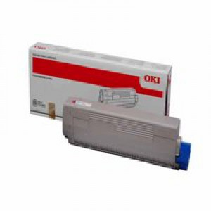 OKI Mag Toner C822 7.3K 44844614