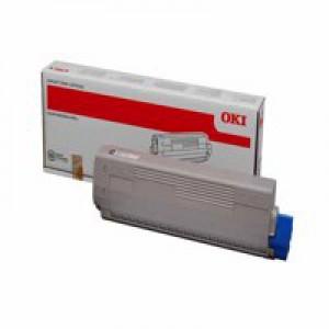 OKI Blk Toner C822 7K 44844616