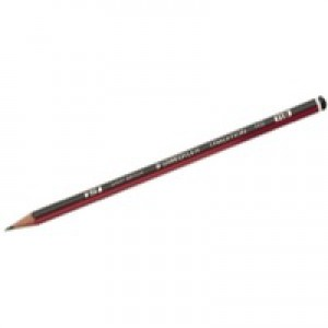 Staedtler 110 Tradition Pencil Cedar Wood HB Ref 110-HB [Pack 12]