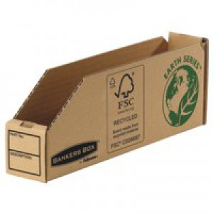 Bankers Box Earth Series Parts Bins 51mm