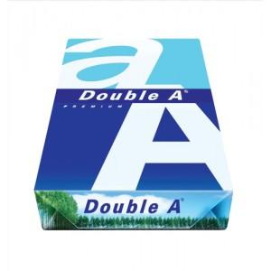 Double A Premium Copier Paper Multifunctional A4 80 gsm 500 Sheets White