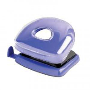 Rexel Joy 2 Hole Punch Purple