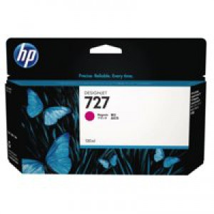 HP 727 130ml Inkjet Cartridge Gray Code B3P24A