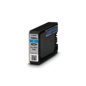 Canon PGI-1500XLC Inkjet Cartridge High Yield Cyan