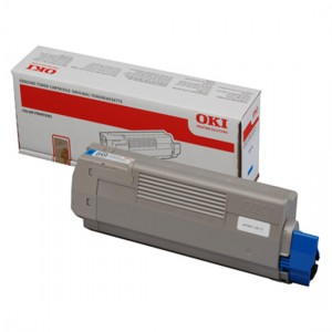 Oki MC851/861 7.3k Cyan Toner Cartridge Code 44059167
