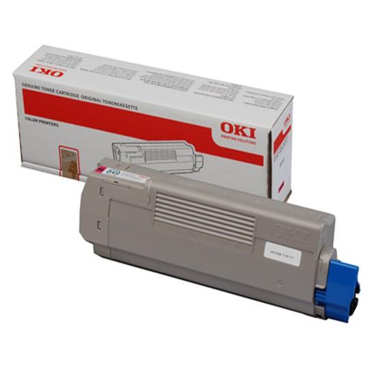 Oki MC851/861 7.3k Magenta Toner Cartridge Code 44059166