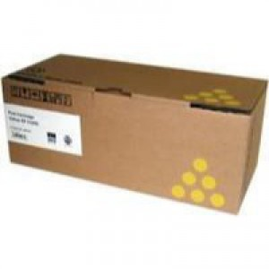 Ricoh AIO Toner Cartridge Yellow Code 406055