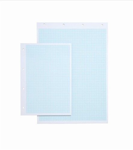 Silvine Student Graph Pad 5mm Quadrille 50 Sheets A4