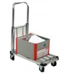 GPC Folding Lightweight Trolley Alum