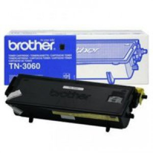 Brother Laser Toner Cartridge Page Life 6700pp Black Ref TN3060