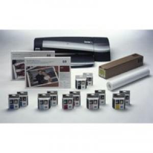 HP Universal Bond Paper 80gsm 36in Roll 914mmx45.7m Code Q1397A