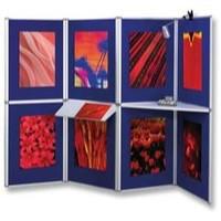 Image for Nobo Blue ProPanel 8 Panel Display
