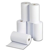 Telex Rolls 1-Ply W214xDia.120mm White Bond Ref TR91 [Pack 6]