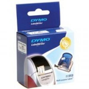 Dymo Label Writer Multi-Purpose Label 12x24mm Code S0722530