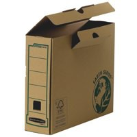 Bankers Box Earth Series 80mm Trans File