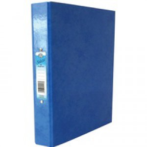 Concord IXL A4 Blue Ring Binder Pk10