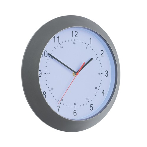 Wall Clock Diameter 320mm Black