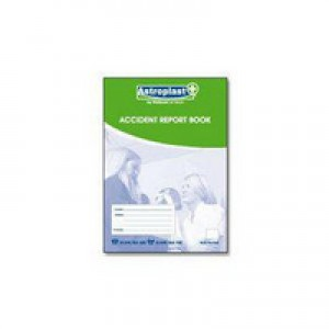 Wallace Cameron Accident Report Book Small A5 Ref 5401009