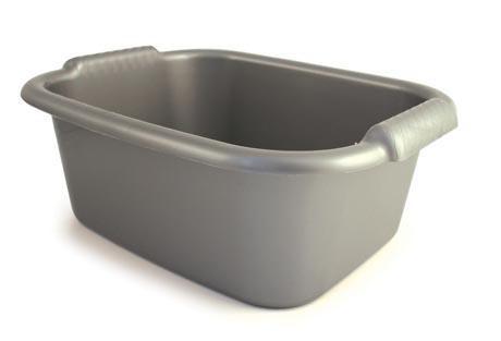 Bentley Washing Up Bowl Rectangular Silver