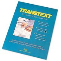 Transtext Film A4 210mmx297mm Pack of 25 11413 UG6904