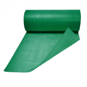 Bubble Wrap Roll Green 750x75m