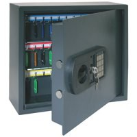 High Security Key Safe with Electronic Key Pad and 30mm Double Bolt Locking 30 Keys