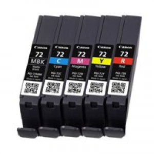Canon PGI-72 Inkjet Cartridges Pack Pk5