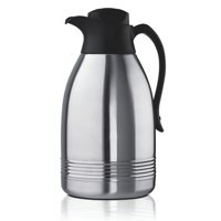 Vacuum Jug Insulated Stainless Steel Liner Leakproof 1.8 Litre