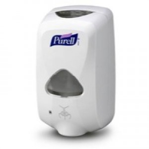 Purell Tfx Dispenser Touch-Free With 3 Batteries Size C For 30000 Activations Code C02832/X00956
