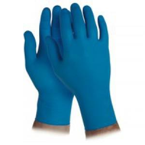 KleenGuard G10 Nitrile Gloves Powder Free Natural Rubber Large Arctic Blue Ref 90098 [Box 200]