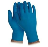 Kleenguard G10 Nitrile Gloves Powder Free Natural Rubber Large Arctic Blue Box 200 Code 90098