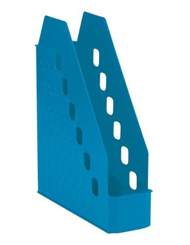 Avery Basics Magazine Rack Low Front Design A4 Blue Ref 1135BLUE