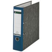 Leitz Standard Lever Arch File 80mm Spine A4 Blue Ref 1080-35 [Pack 10]