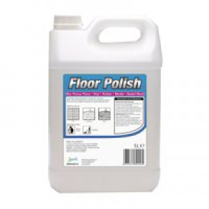 2Work Floor Polish 5 Litre