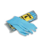 Image for Everyday Rubber Gloves Medium Pair Ref 7060 [Pack 6]