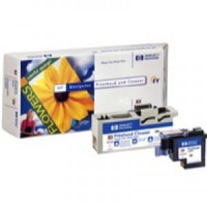 Hewlett Packard No81 Dye Print Head and Cleaner Light Magenta C4955A